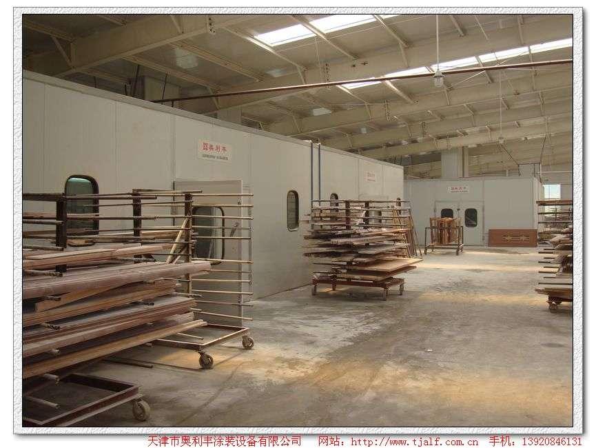 家具·实木门·原木门喷漆房烤漆房设备