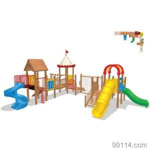 幼儿园大型玩具设计【价格