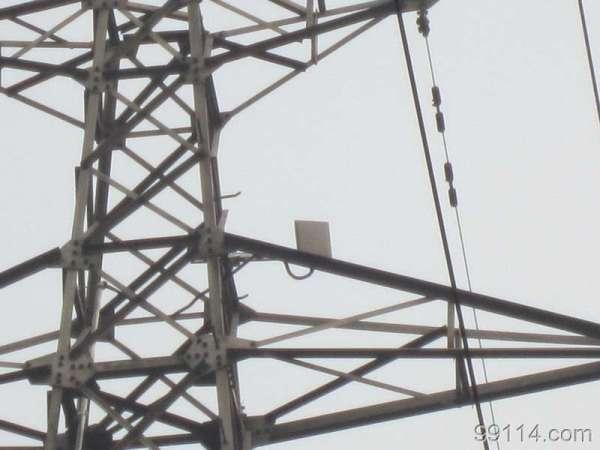 电力高压输变电线路/塔站/变电站太阳能无线视频监控
