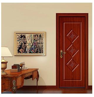 木门室内套装门中式门卧室门漆门厂家直销