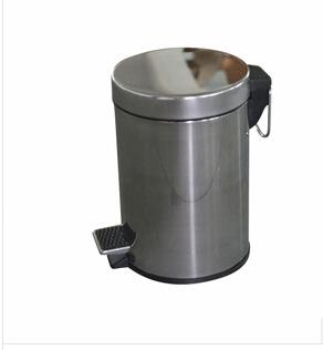 供应卫生间垃圾桶脚踏式