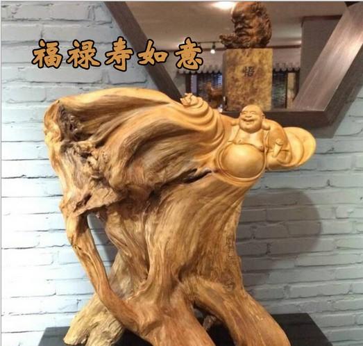 供应2014新品根雕木雕工艺品图片