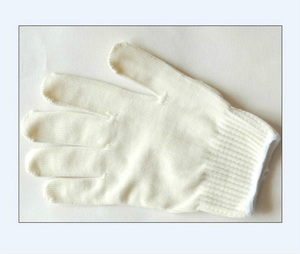 棉纱劳保手套AS型质高价低手戴舒适美观结实耐用中国青岛集芳制造营销网库