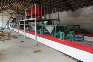 墙板机设备多功能墙体防火板设全国销售第一厂家