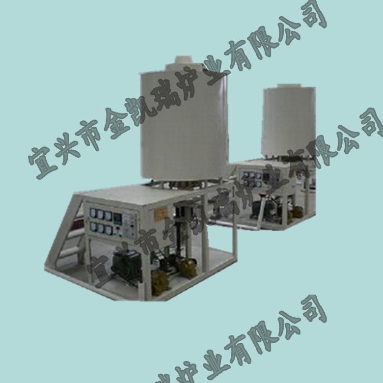 专业供应小型高温炉 热处理立式炉 加热 电窑炉 宜兴金凯瑞炉