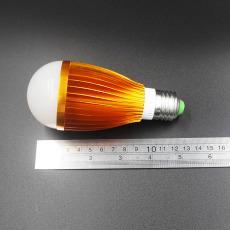 手机APP控制蓝牙LED球泡灯调光调色创意球泡灯红绿蓝白功能七彩球泡灯