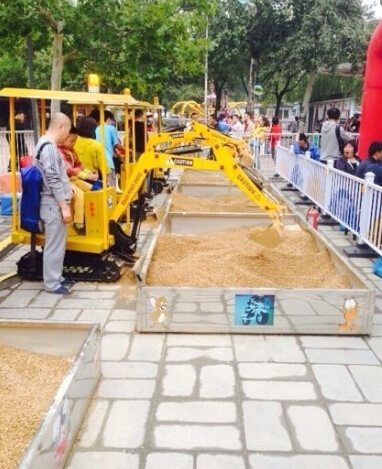 保定游乐设备,保定游乐设施儿童挖掘机