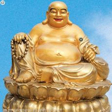 供应   寺院雕塑   大肚弥勒佛