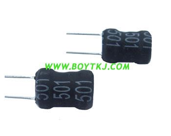 插件电感BTPK0810-104K工字电感 电感线圈 功率电感 大功率电感