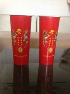 龙凤蜡烛杯 蜡烛外包装 龙凤纸 红烛 佛烛外包装