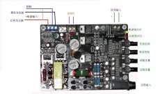 12V24V36V48V56V68V50W100W150W数字功放板