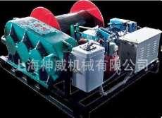 供应价格最低的上威牌10吨卷扬机 生产能力强 交货快