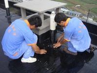 北京朝阳区管庄专业屋顶做防水公司