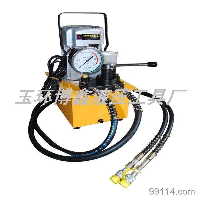 博鑫电动泵ZCB-700D 电动液压泵 液压电动泵 电动泵