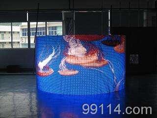 南京LED室内电子显示屏