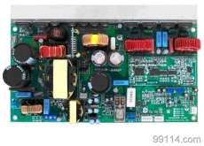 127V300W煤矿广播数字功放板