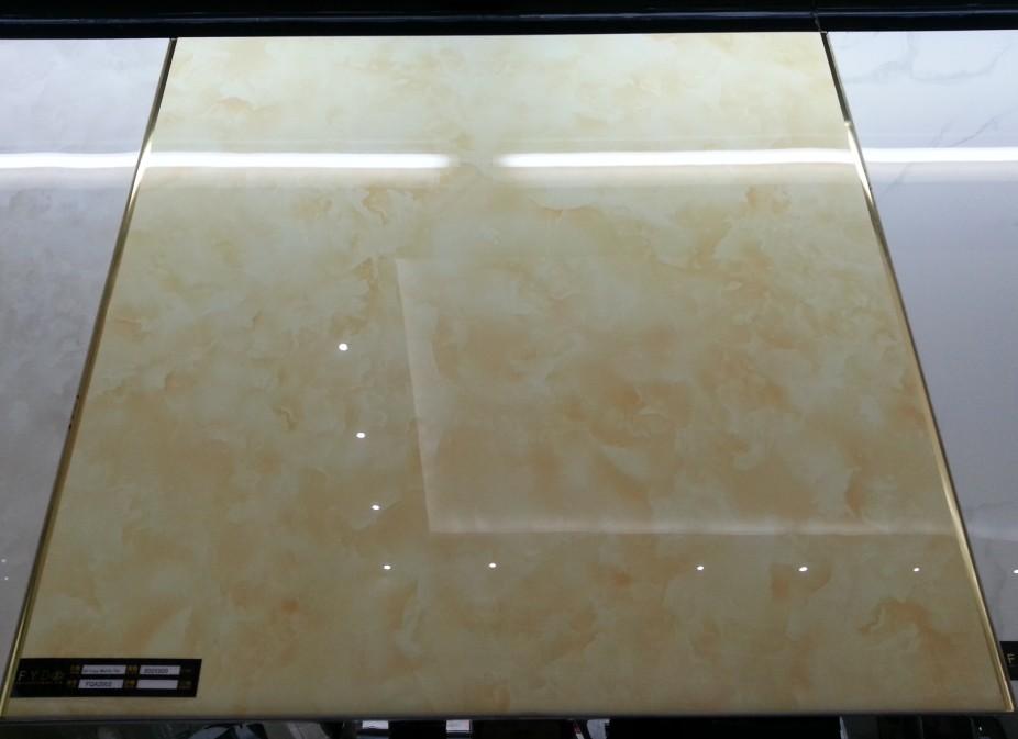 供应大量5D喷墨全抛釉地面砖瓷砖