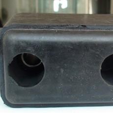 08309橡胶缓冲块 通用型不导电 厢式汽车配件