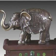供应  小象雕塑  厂家批发