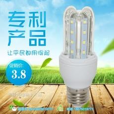 索能经济型LED节能灯批发,3U2835贴片,E27螺口,特价厂售