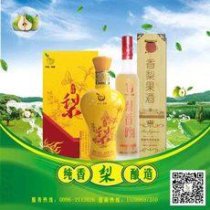 梨香吟果酒 纯天然香梨酿造 美容养颜
