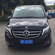 奔驰商务车租赁 上海租奔驰V级 V260出租 唯雅诺租车