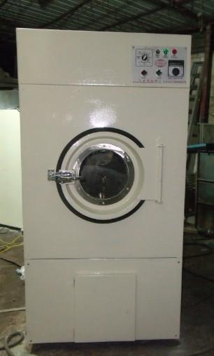 富得牌G20公斤型衣物布草烘干机广州洗涤机械洗涤设备