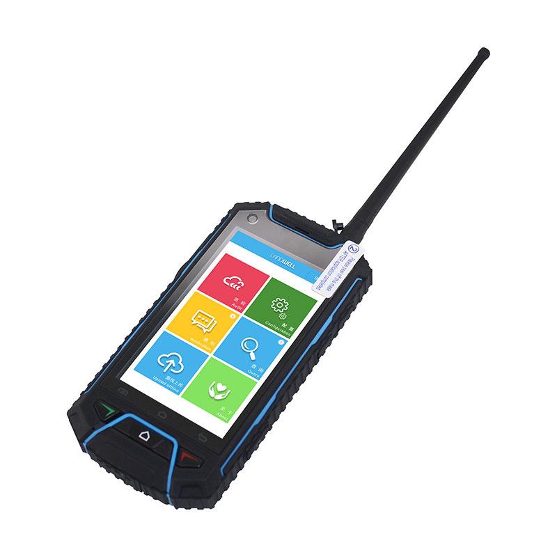 兰德华智能手机巡更云巡手机巡逻导航智能巡更系统