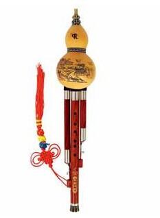 剑牌JP-005葫芦丝三音葫芦丝 精美葫芦丝 民族乐器 葫芦丝