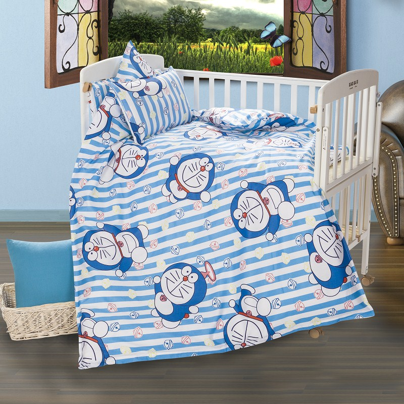 幼儿园纯棉三件套 新疆棉花被芯 新疆棉花床垫 珍珠棉枕芯