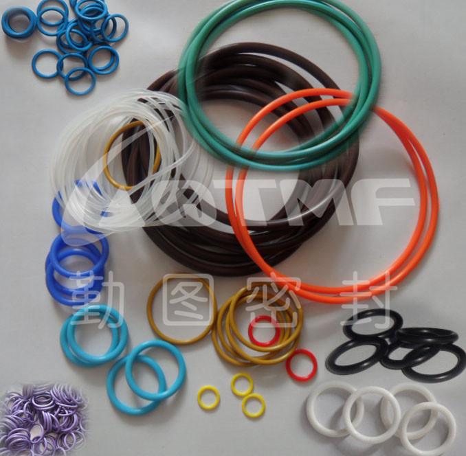 上海供应硅橡胶O型圈价格 厂家
