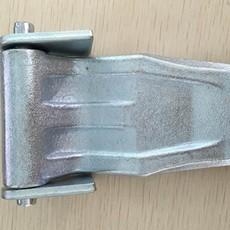 01136钢镀锌铰链 集装箱铰链 配两片耳朵与销子