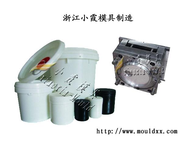 化工桶模具 20L涂料桶塑胶模具 机油桶塑胶模具 润滑油桶塑胶模具 塑胶油漆桶模具