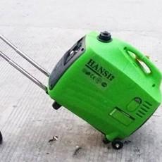 便携式手拉箱式数码变频发电机3KW