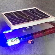 太阳能短排警示灯、太阳能爆闪灯厂家直销