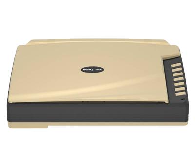 明基M801 A3大尺寸平板彩色扫描仪