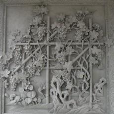 供应清水砖雕挂板,清水砖雕挂板雕塑,砖雕定制