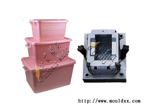 杂物箱模具、大型注塑模具制作