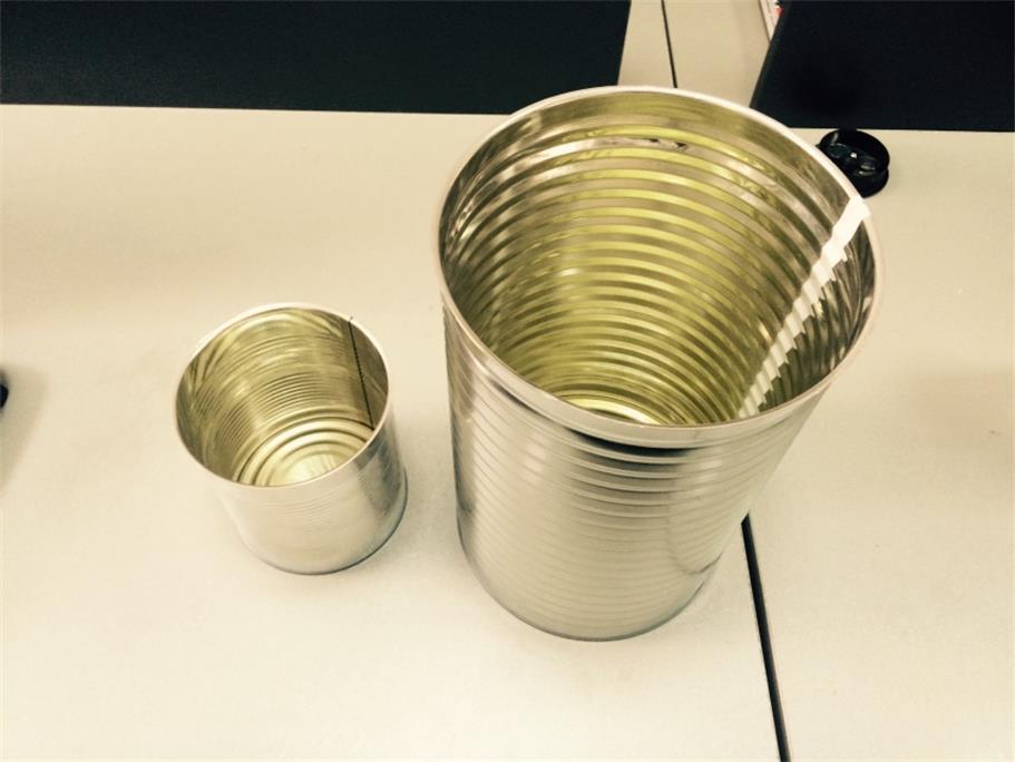 食品罐罐头食品:有着太多的被误解