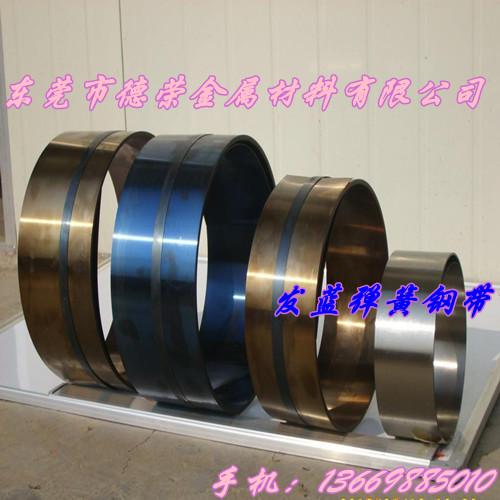 专营65Mn弹簧钢 高成分65Mn弹簧钢板 65Mn全硬锰钢带