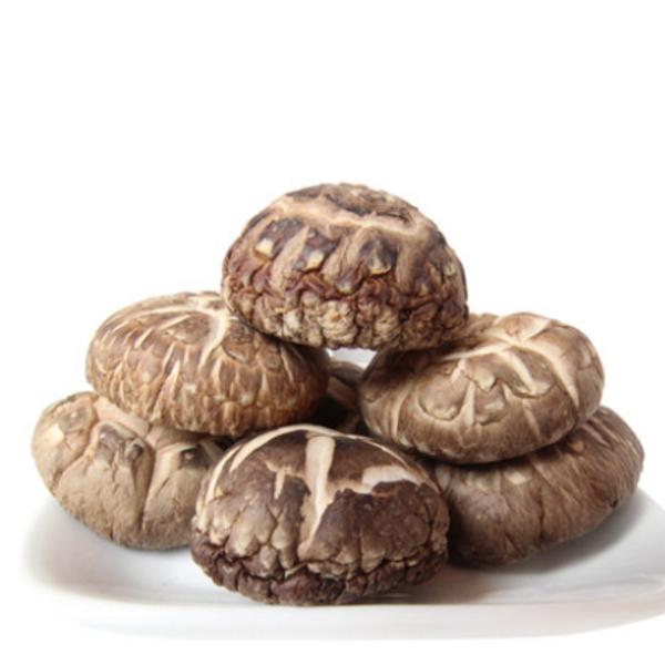 野森林香菇干货农家食用菌类冬菇花菇香菇去根肉厚香味浓