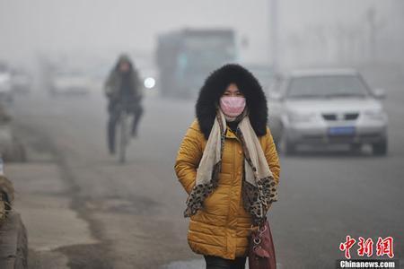 来自美国医生的忠告:雾霾天骑行 口罩比不可少