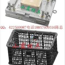 黄岩塑胶模具厂 收纳筐子模具工厂