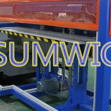 SUMWIC森永机械硅钢铁芯横切线-东莞市森永机械有限公司