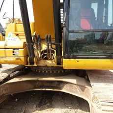 海关二手挖掘机出售卡特323d