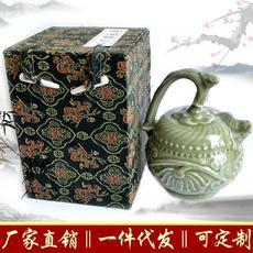 供应 耀州瓷倒装壶