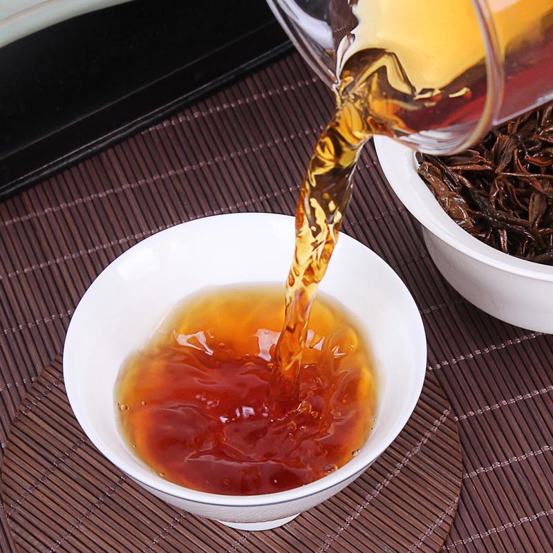 正山小种 红茶 二级红茶 小种红茶 春茶 2017香茶 散装批发500g