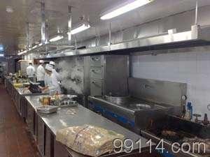 北京餐馆不锈钢厨房设备