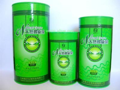 荣禧堂螺旋藻片正品基地直销 提升免疫补营养减肥滋补 一件代发