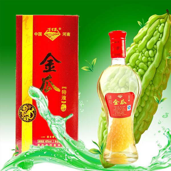 48°金瓜酒460ml